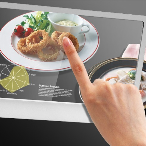 餐廳點餐系統 = Google可攜式搜尋面板 + WebPOS