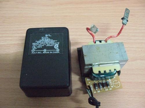 大陸製造的黑心變壓器