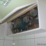 電氣箱裡的電表,就是住宅們的用電記錄